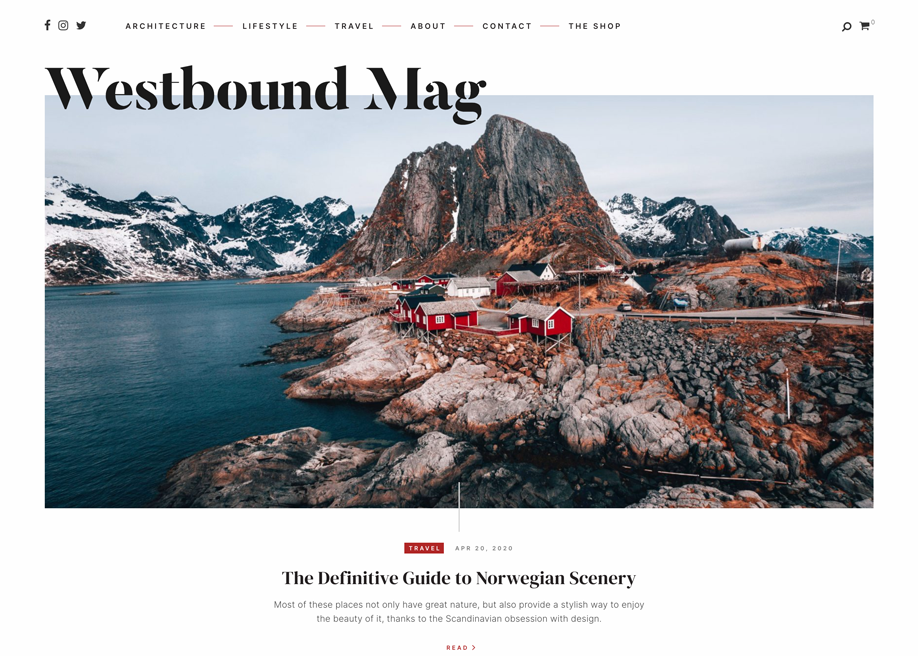 Westbound Mag
