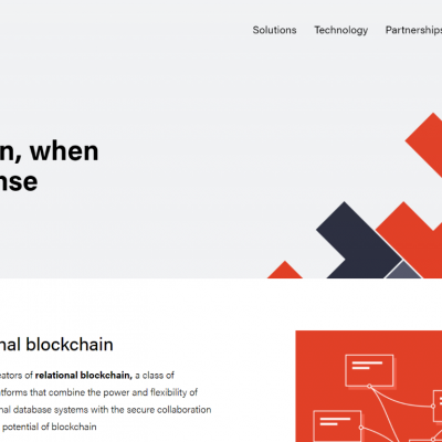 ChromaWay – Top Blockchain Companies
