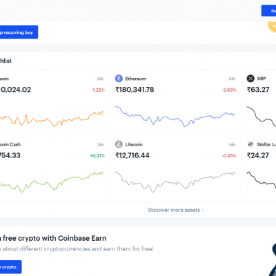 Coinbase – Buy & Sell Bitcoin Ethereum and more with trust