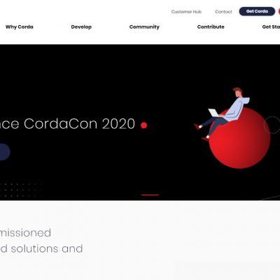 Corda – Best Blockchain Platforms