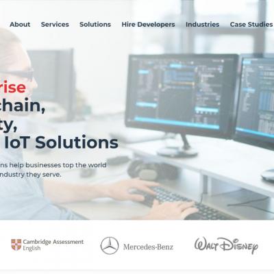 SoluLab – Top Blockchain Companies
