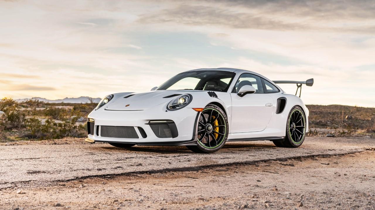Porsche Carrera GT_1
