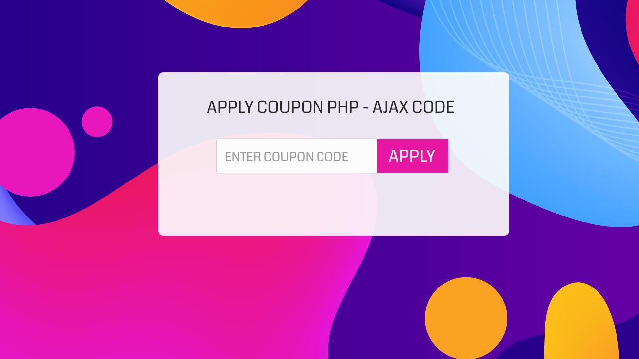 apply-coupon
