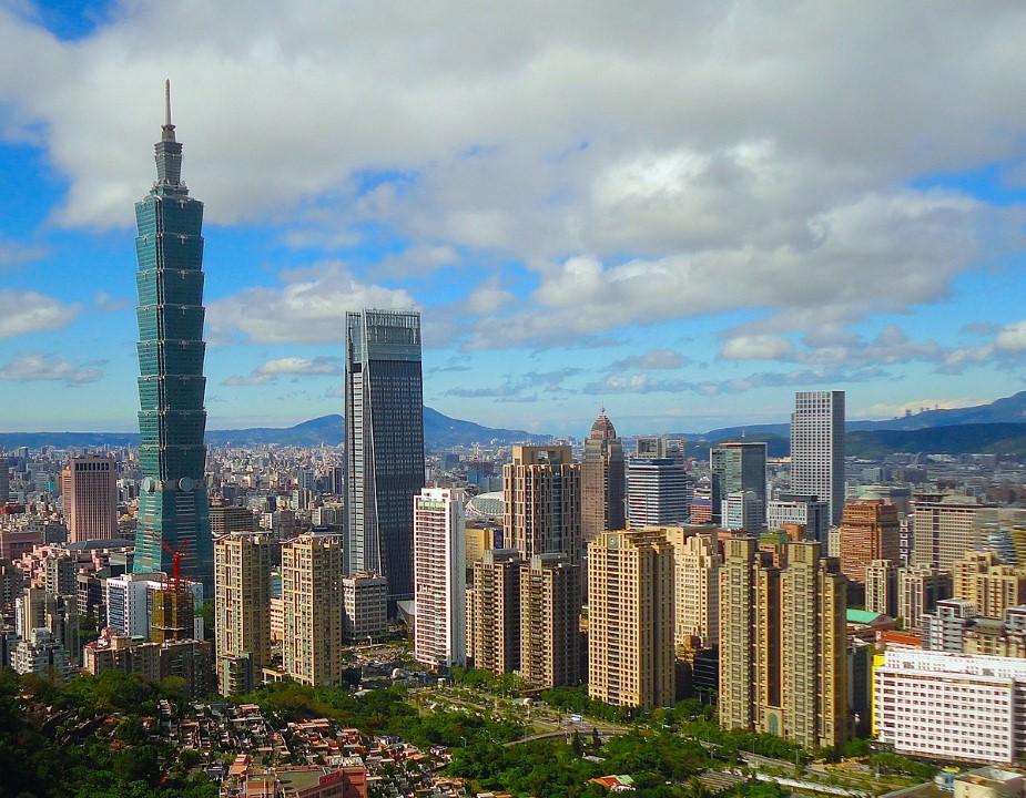 10. Taipei 101 – 1,671 feet