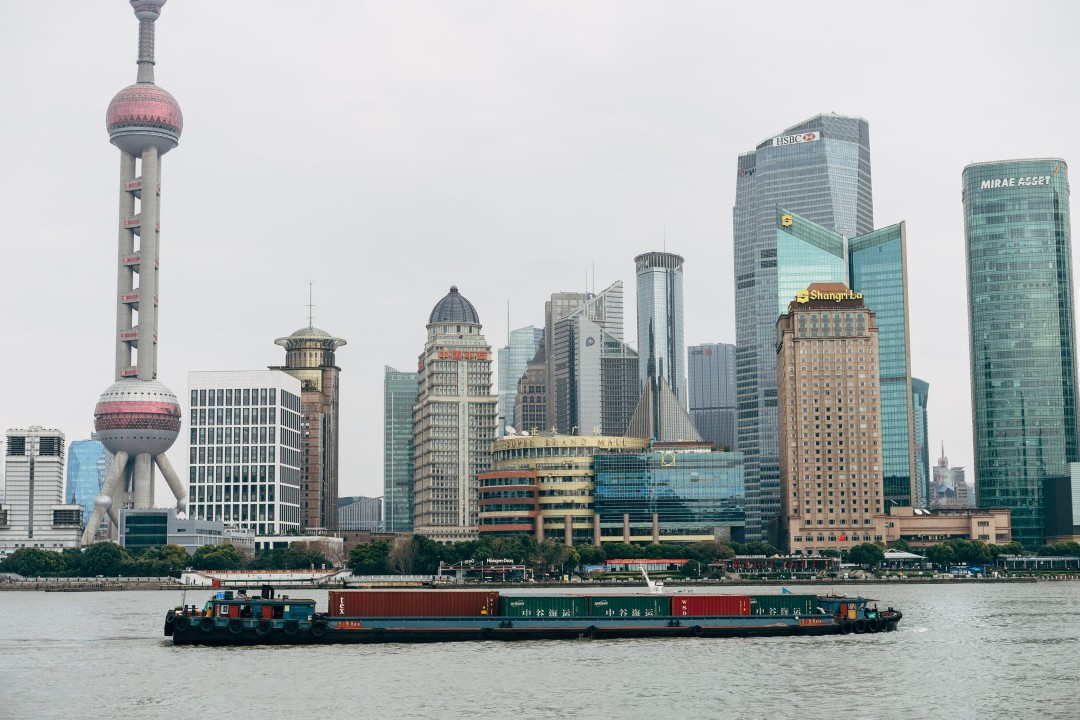 2. Shanghai Tower – 2,073 feet