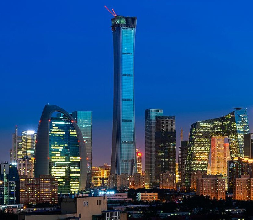 9. China Zun – 1,731 feet