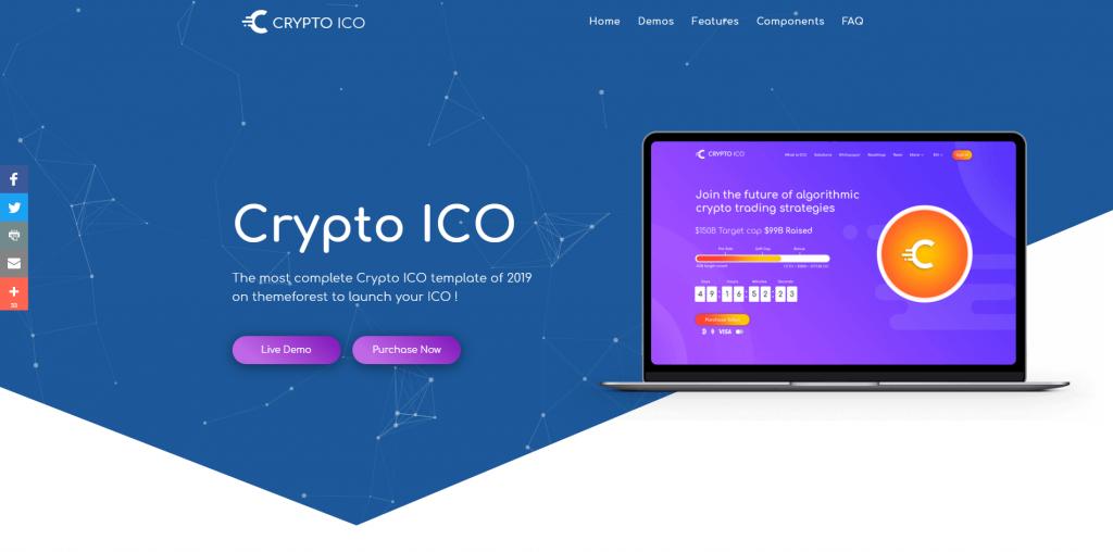 2. Crypto ICO