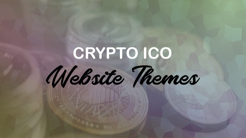 Best Crypto ICO Website Themes