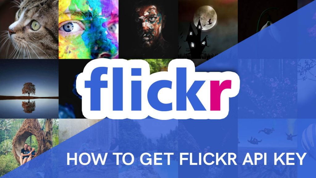 How to get Flickr API Key WP Frank
