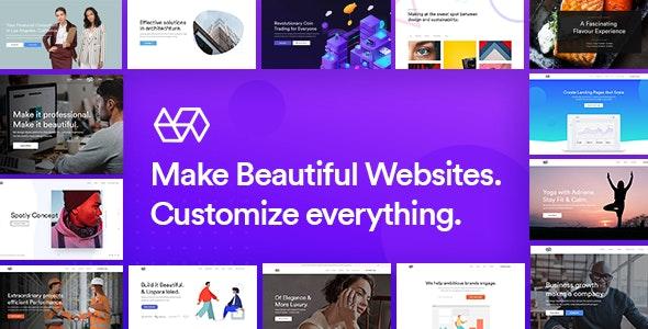 Webify Bootstrap Theme