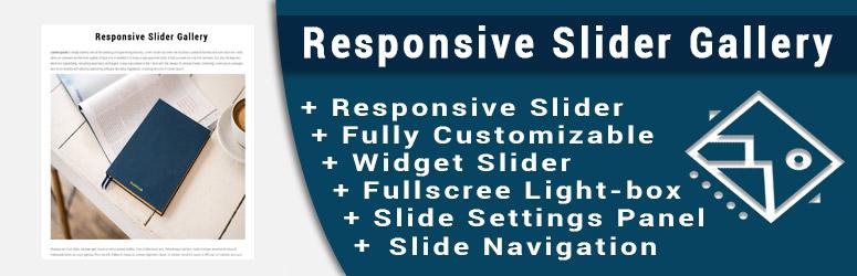 Responsive Slider Gallery