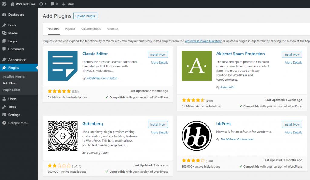 Slider Factory Free WordPress Plugin Docs 1-1