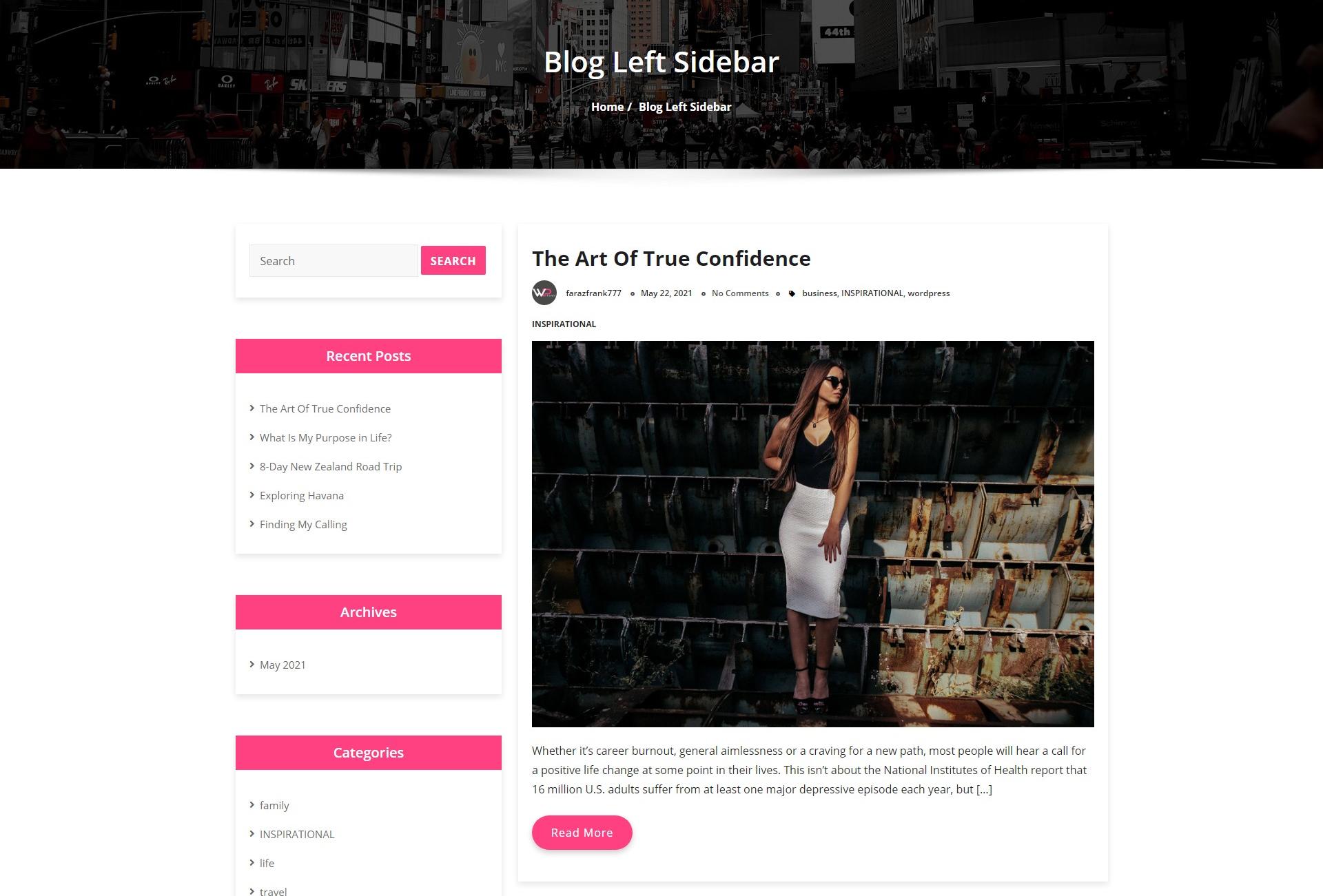 businessexpo-blog-left-sidebar