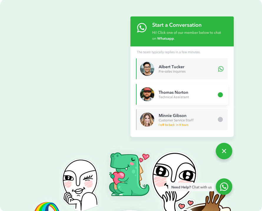 WP Chat App – Free and Premium