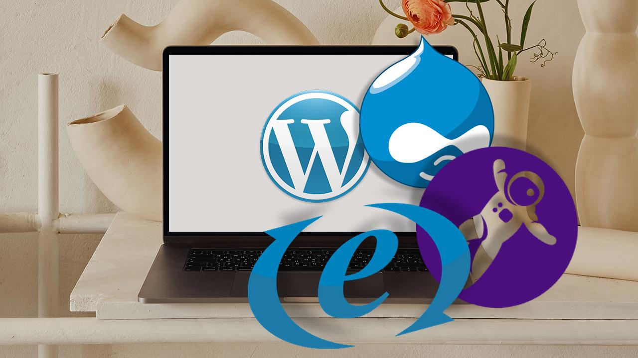 7 Open-Source CMS WordPress Alternatives